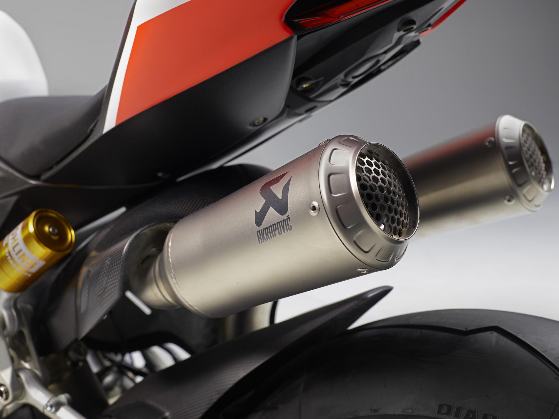 ¿Es este el sonido de la nueva Ducati V4?