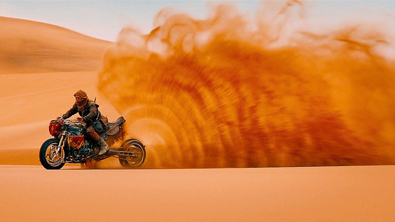 Motos de película, imposibles en la vida real