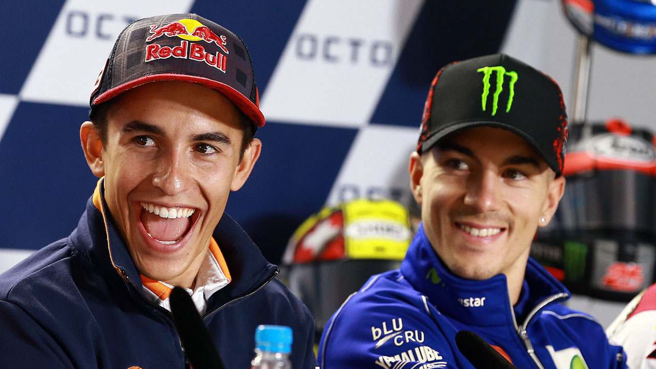 ¿El duelo Márquez vs Viñales llegará en Silverstone?