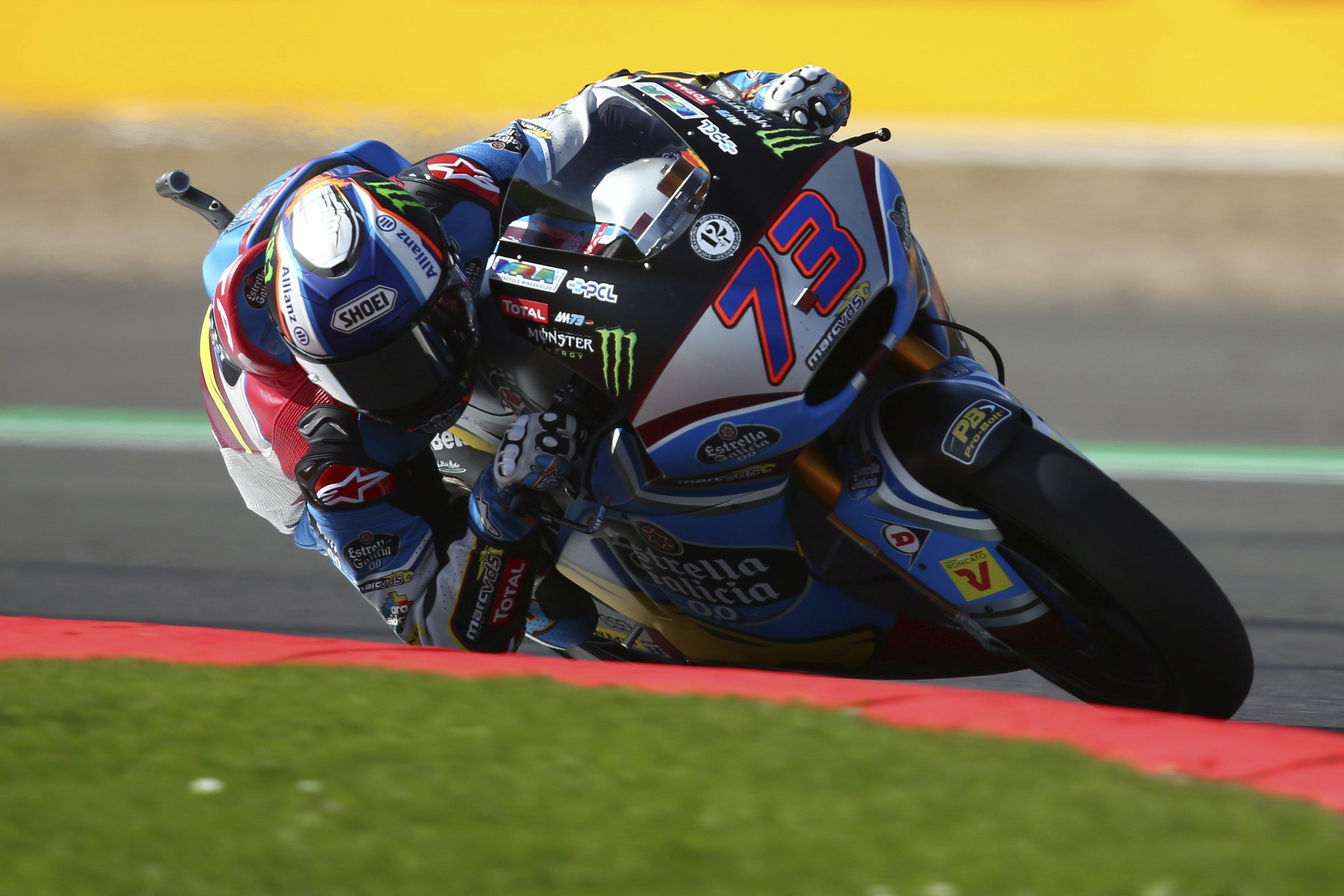 Álex Márquez, un paso por delante en Moto2
