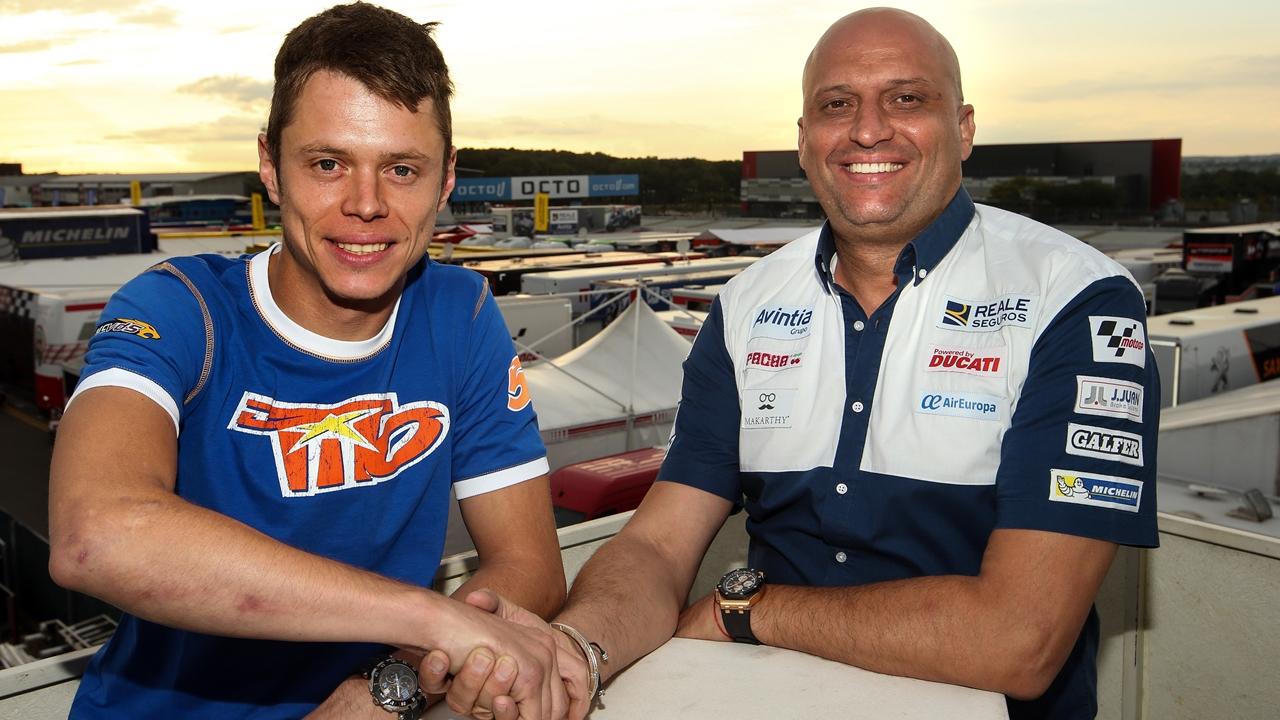 Tito Rabat correrá con Ducati y se queda con la penúltima MotoGP para 2018