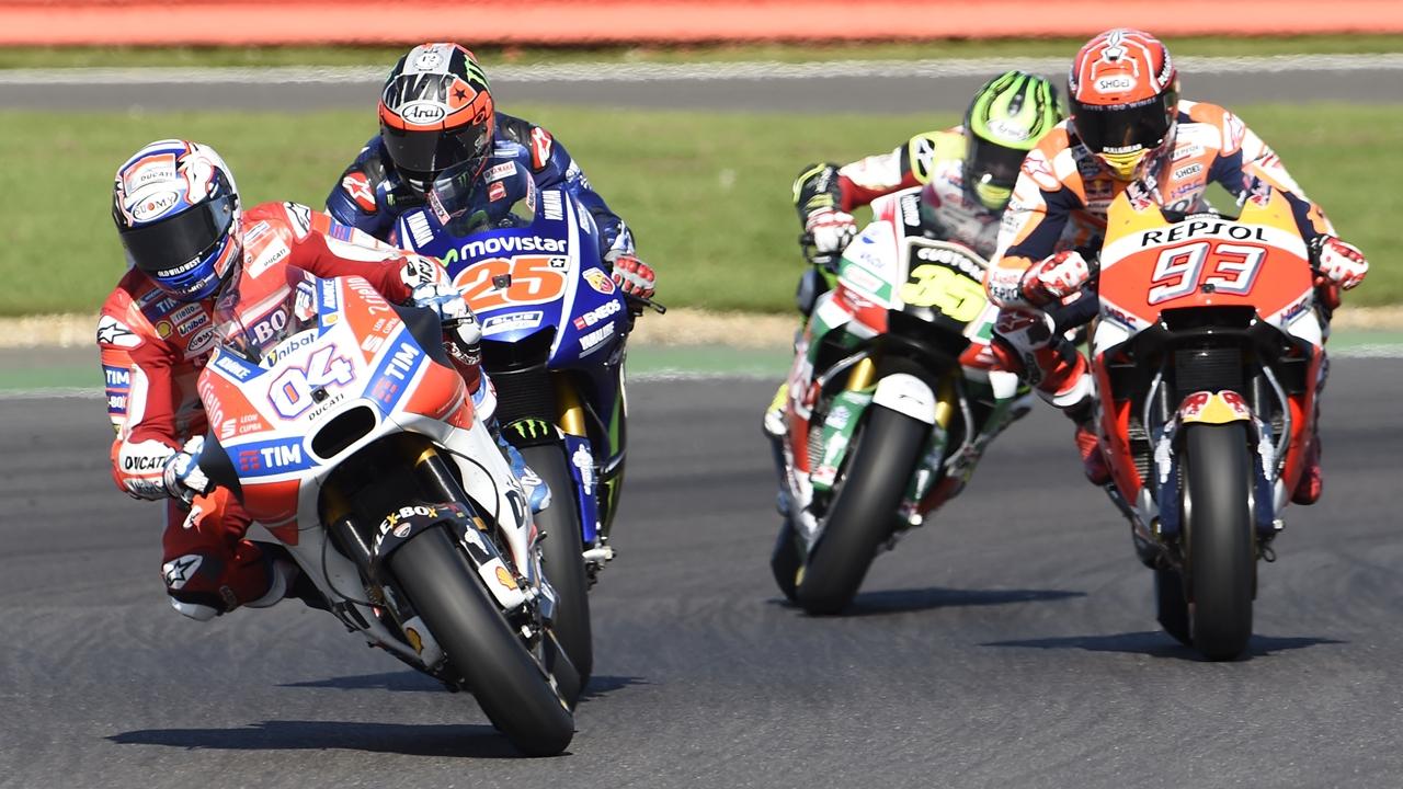 El hilo de MotoGP y un nudo en la garganta