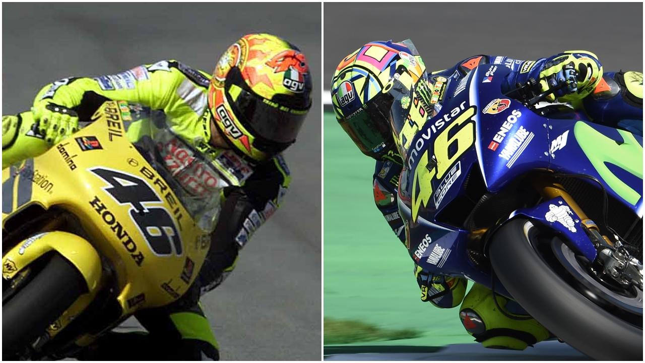 El enésimo hito de Valentino Rossi en MotoGP