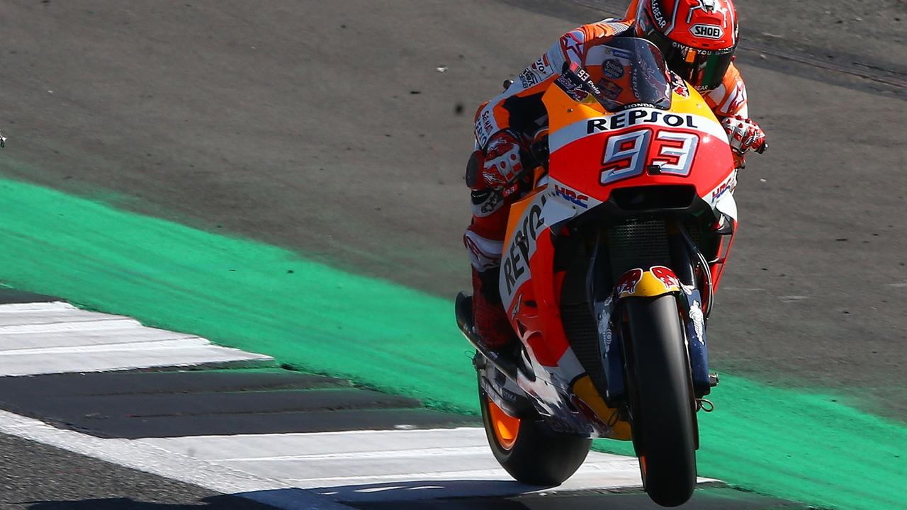 Marc Márquez, en busca de algo inédito en toda la historia de MotoGP
