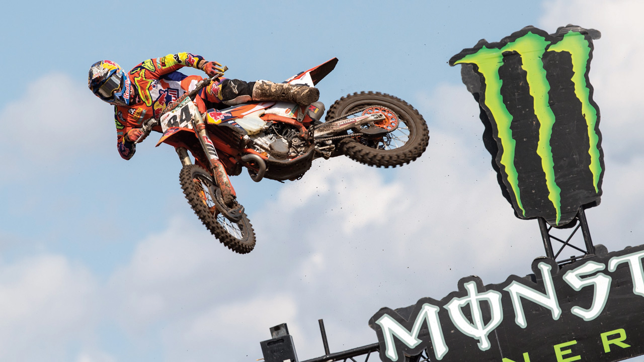 MXGP USA 2017, la conquista de Jeffrey Herlings