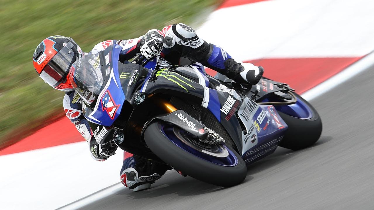 Cameron Beaubier dice adiós a 2017, el título del MotoAmerica será para Suzuki