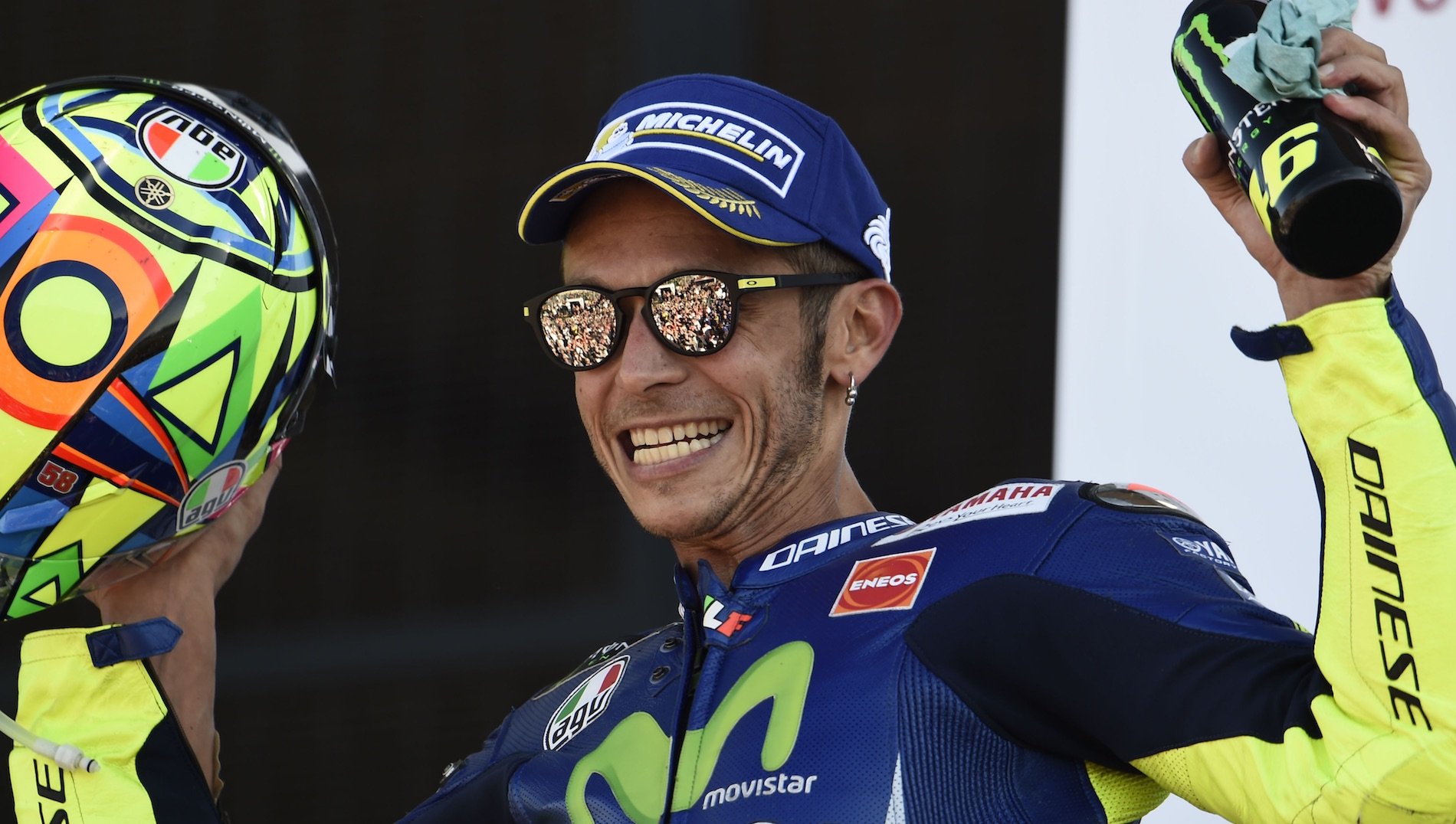 """Valentino Rossi: """"Muchos pilotos quieren mi moto y mi sitio… pero será difícil"""""""