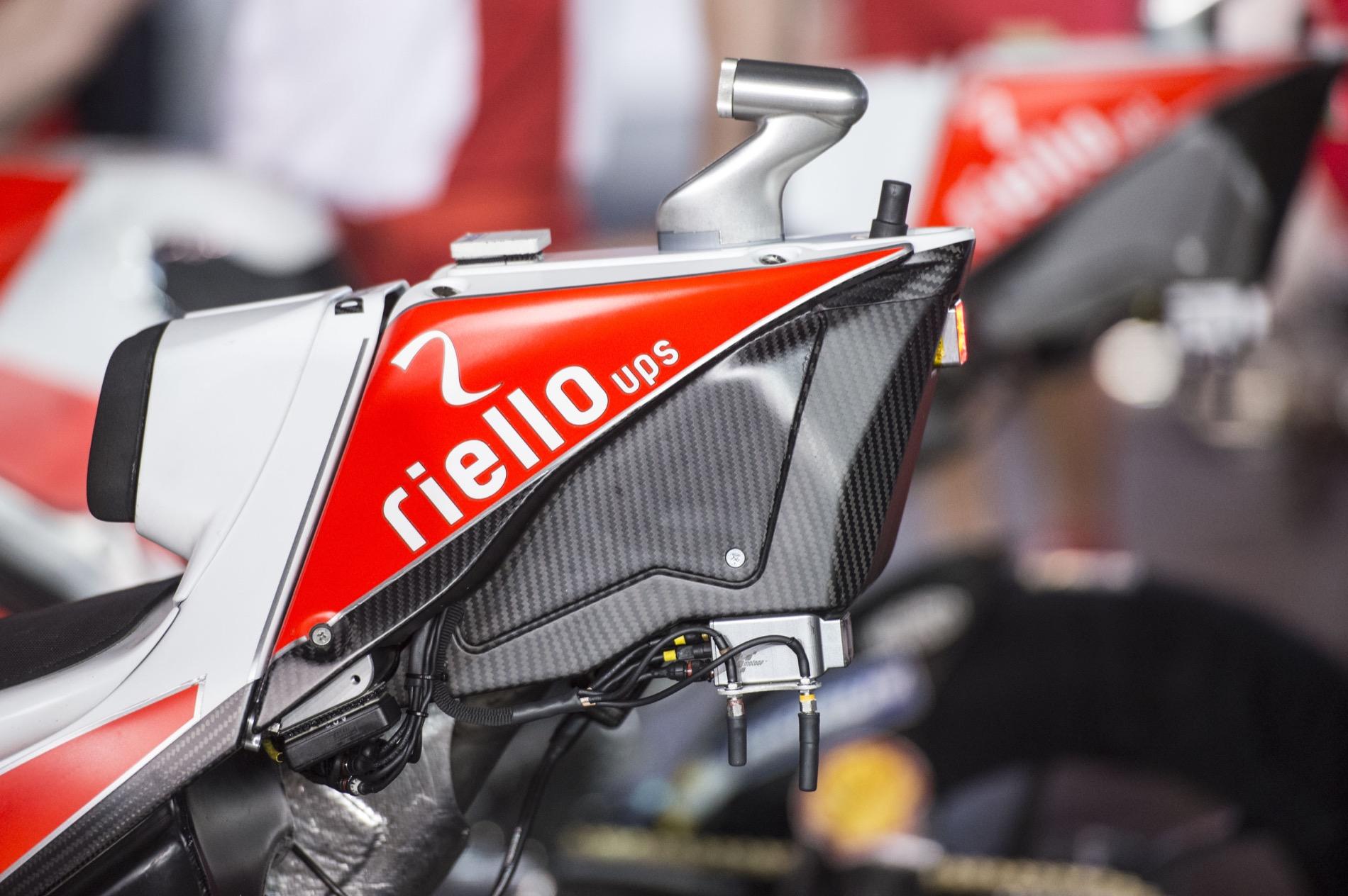 Ducati y MegaRide, ¿pueden adivinar cómo se comportarán los Michelin?
