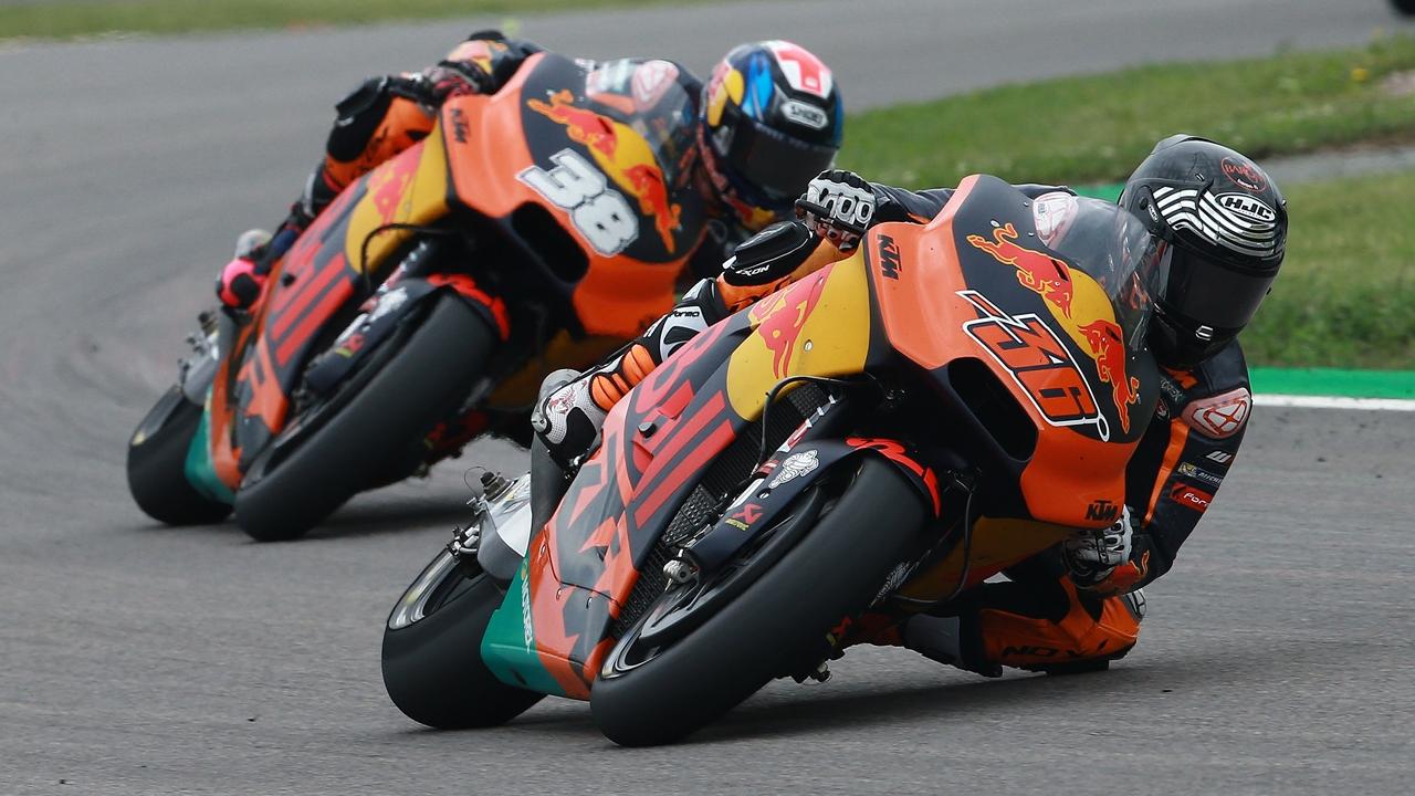 Mika Kallio podría sustituir a Bradley Smith en KTM para MotoGP 2018
