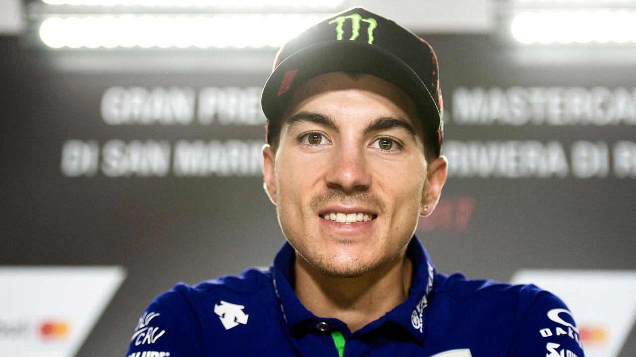 """Maverick Viñales: """"Si Yamaha subiera a alguien a la M1, nunca será como Rossi"""""""