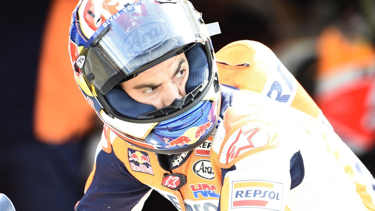 """Dani Pedrosa: """"Una parte importante para optar al campeonato es ganar carreras"""""""