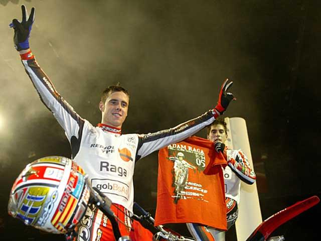 Adam Raga quiere volver a ser Campeón del Mundo de Trial