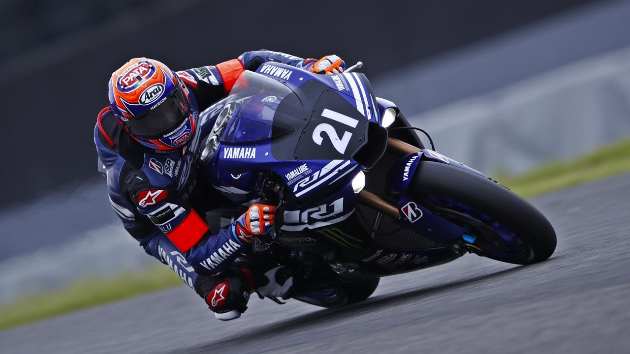El sustituto de Valentino Rossi en Aragón será Michael van der Mark