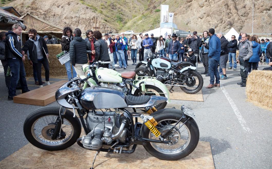 BMW Heritage Custom Project: Preparaciones ganadoras