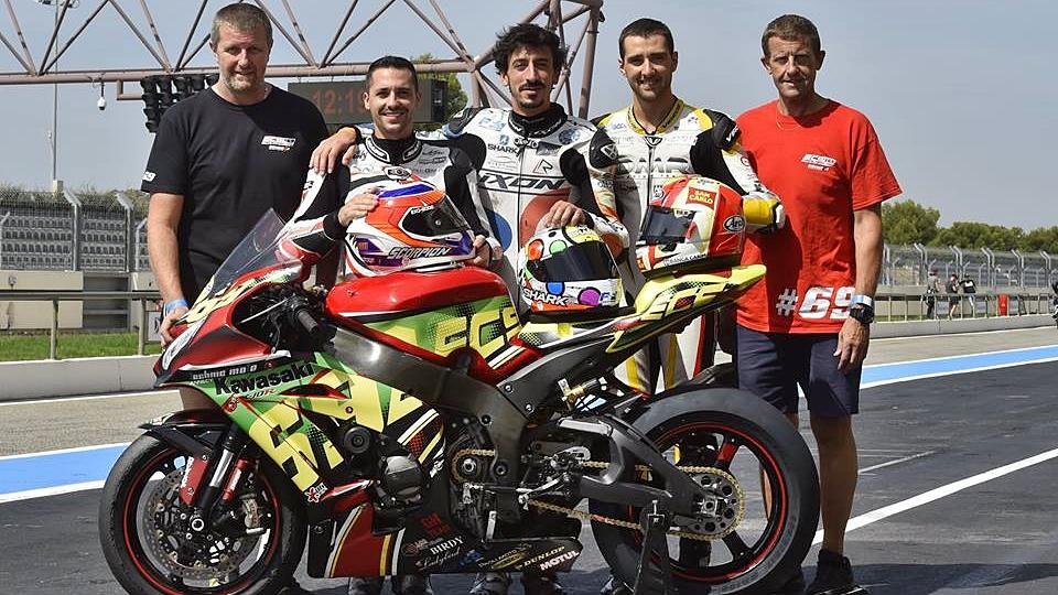 Un equipo de resistencia con sabor a Moto3