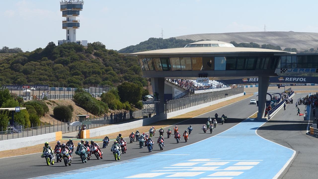 FIM CEV Jerez 2017, previa y horarios TV