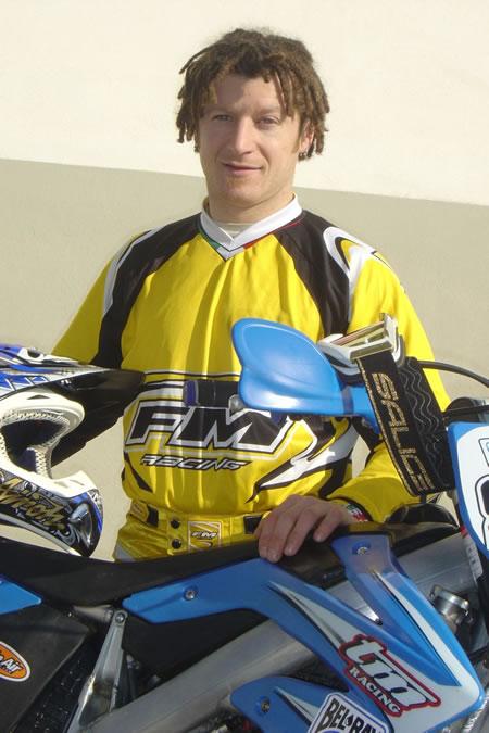 «Chicco» y TM Racing, juntos en 2008