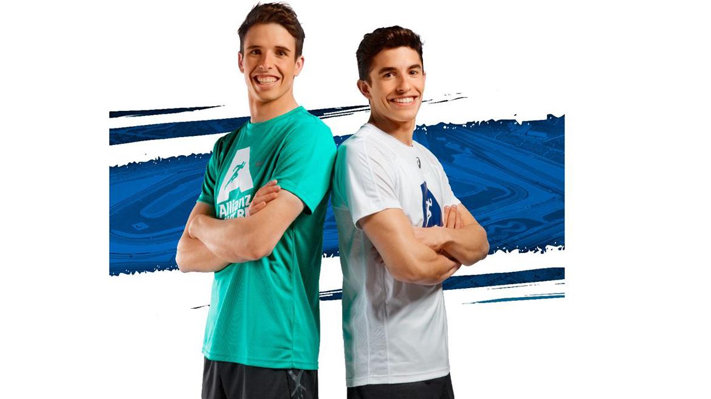 Marc y Alex Márquez te esperan en la Allianz Night Run en Valencia