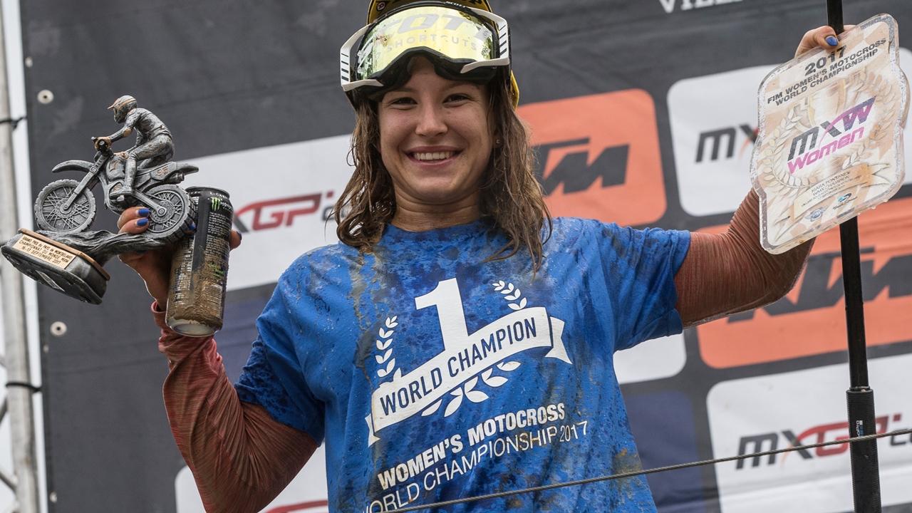 Kiara Fontanesi conquista su quinto título mundial en un final inolvidable