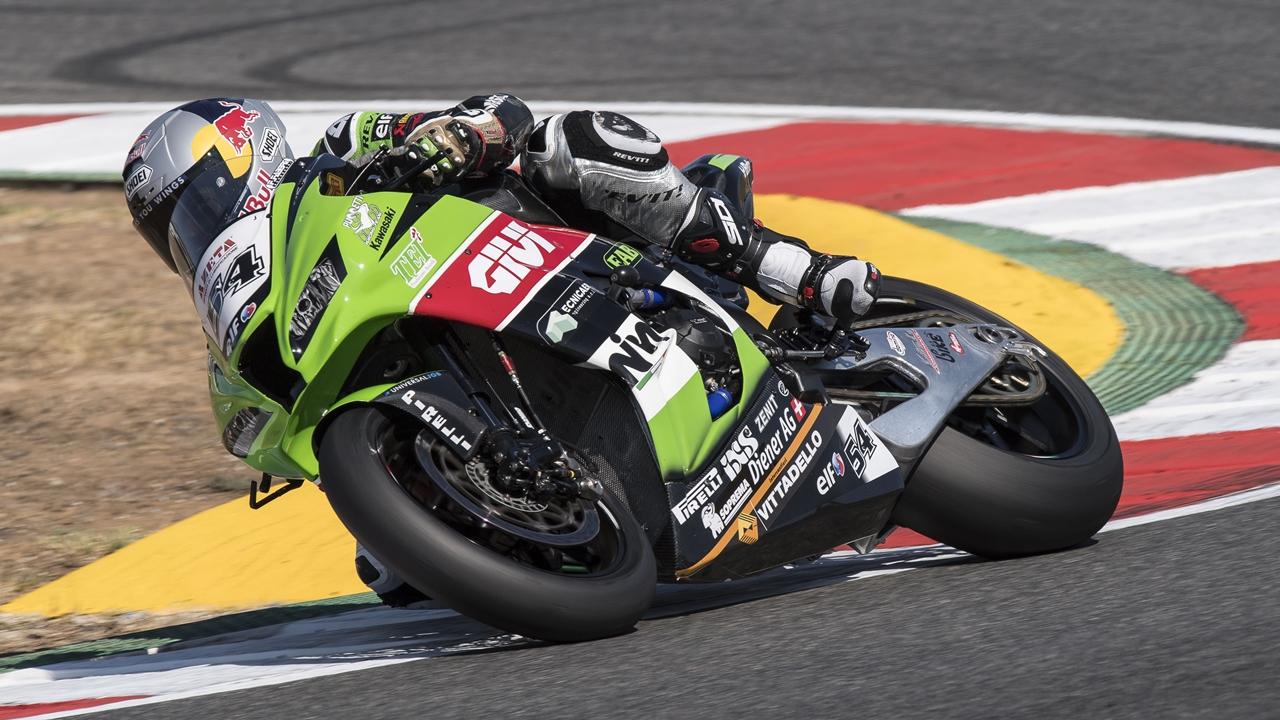 Toprak Razgatlioglu causa sensación en los test de Superbike en Portimao