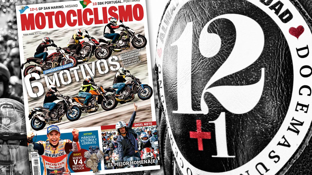 6 motivos para leer el nuevo número de MOTOCICLISMO