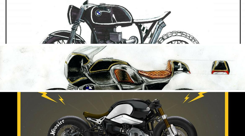 BMW Heritage Custom Project: Diseños ganadores