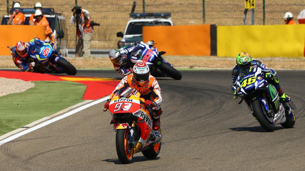 MotoGP Aragón 2017, horarios TV y dónde ver las carreras