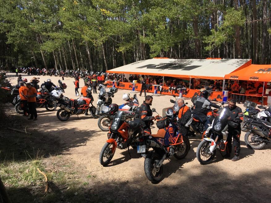 IV Reunión KTM Adventure: la fiesta naranja se traslada a Cuenca