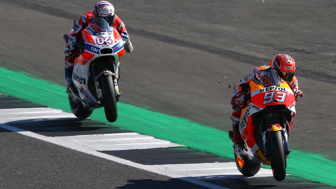 Tres candidatos y un foco de atención en la llegada de MotoGP 2017 a Aragón