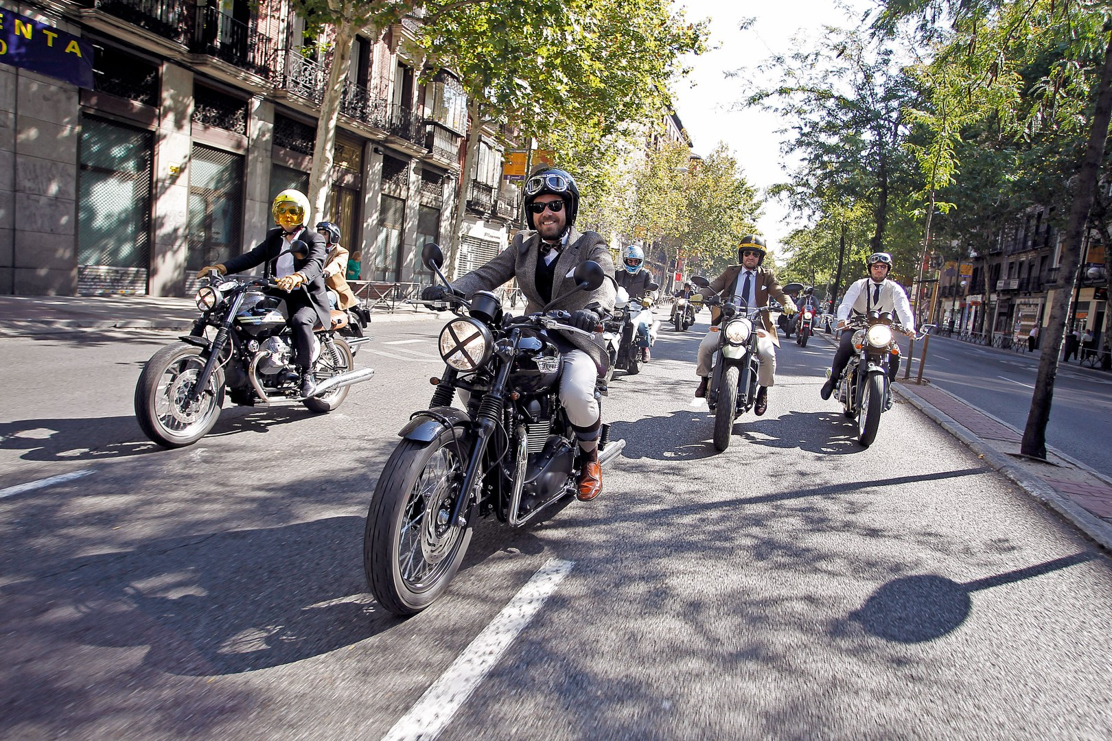 Distinguished Gentleman's Ride 2017, súmate a esta causa solidaria