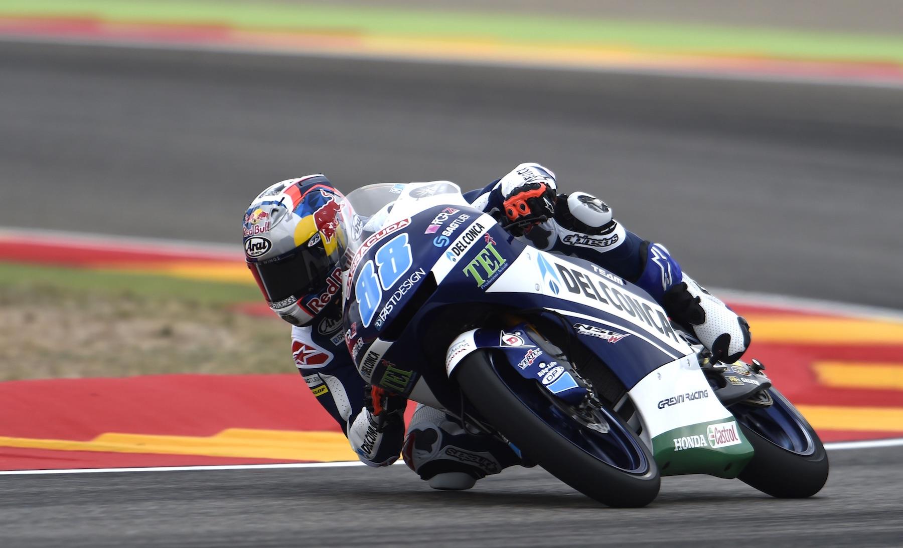 Jorge Martín conquista una nueva pole en Moto3, ¿a la séptima va la vencida?