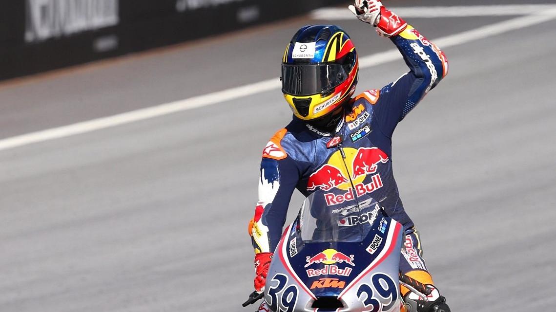 Kazuki Masaki se proclama campeón de la Red Bull Rookies Cup 2017