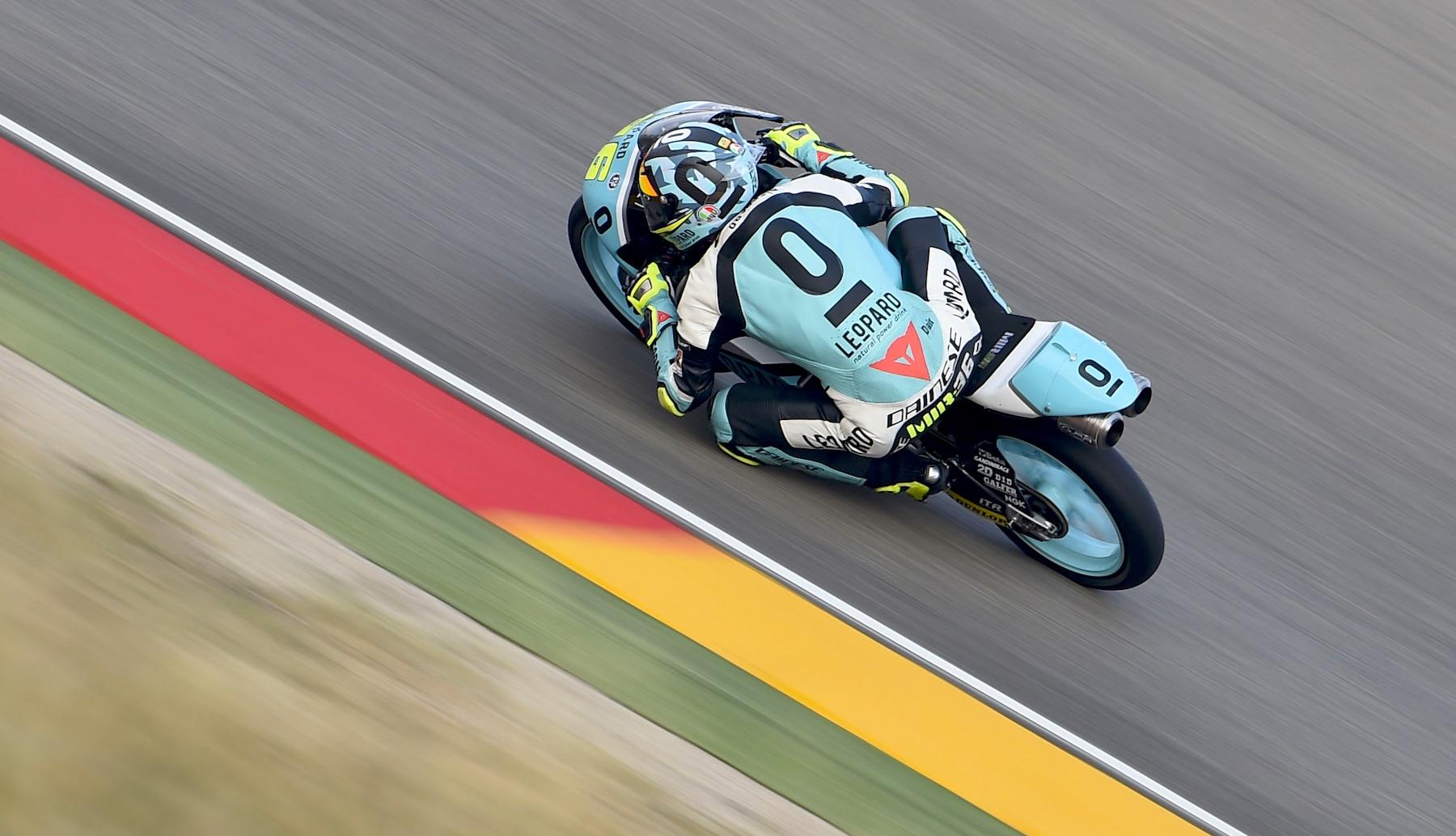 Joan Mir firma una monstruosa carrera para encarrilar el título de Moto3
