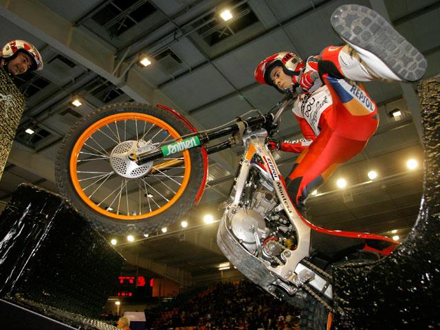 Campeonato del Mundo de Trial Indoor. Previo