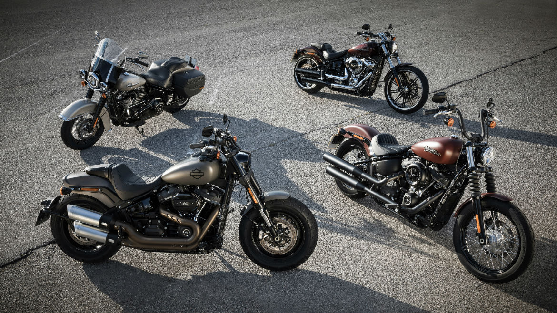 Harley-Davidson, probamos su gama Softail 2018