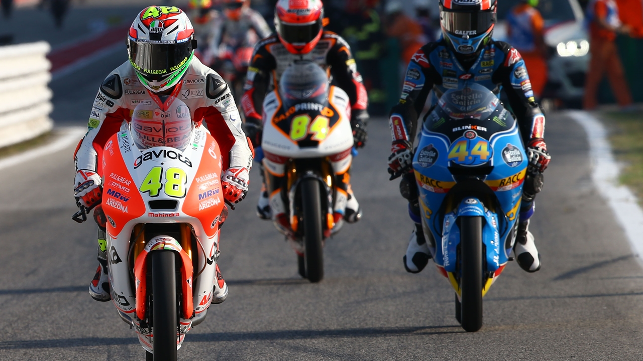 Cuatro ideas para evitar el bochornoso espectáculo de las clasificaciones en Moto3