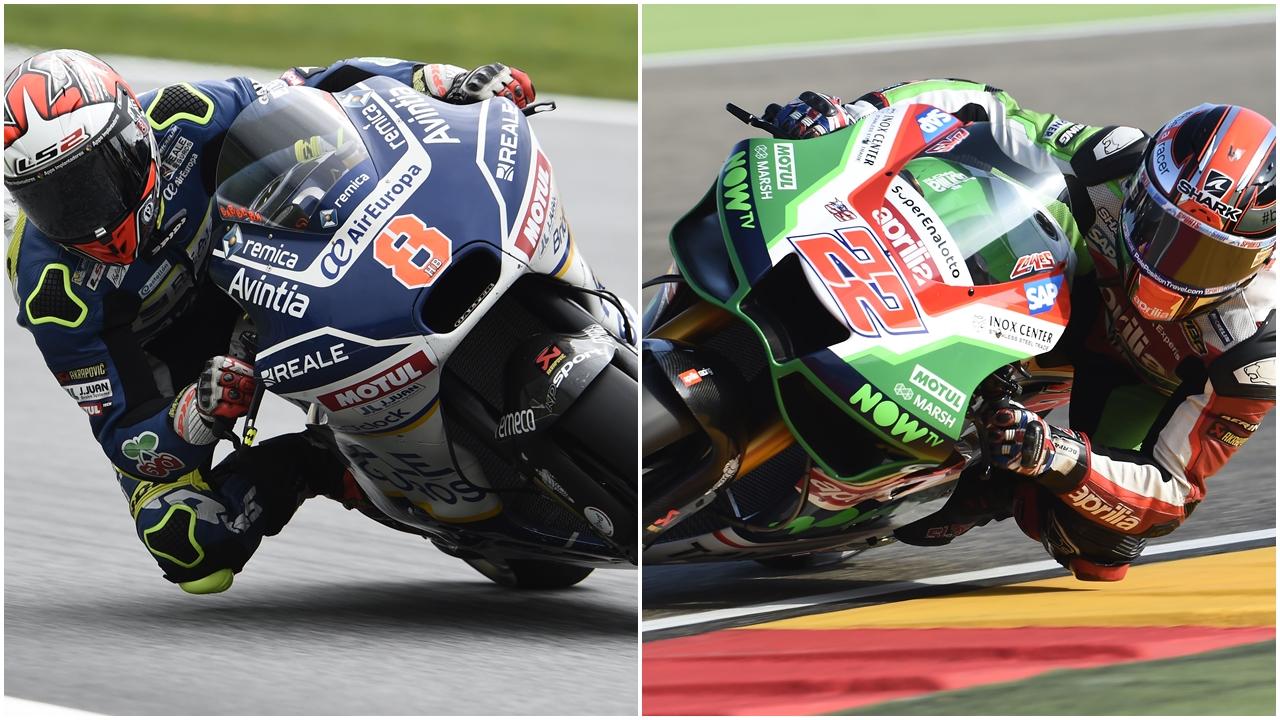 Bajar de MotoGP para conquistar Moto2, una misión (casi) imposible