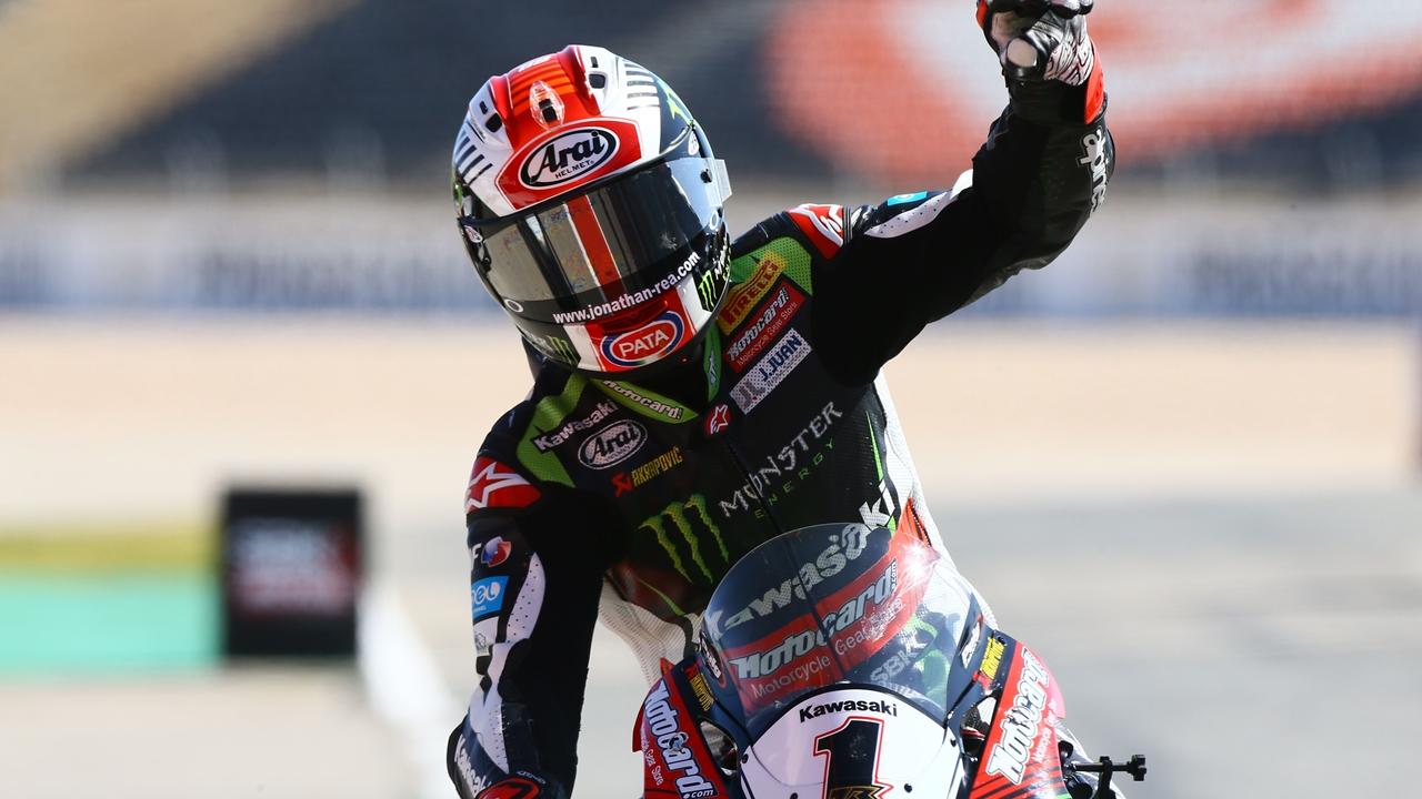 Las cuentas para que Jonathan Rea se proclame tricampeón mundial de Superbike