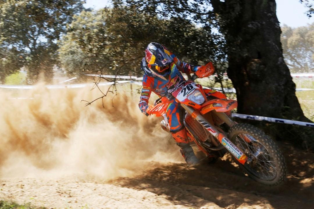 El Campeonato de España de Enduro compite este fin de semana en Requena.