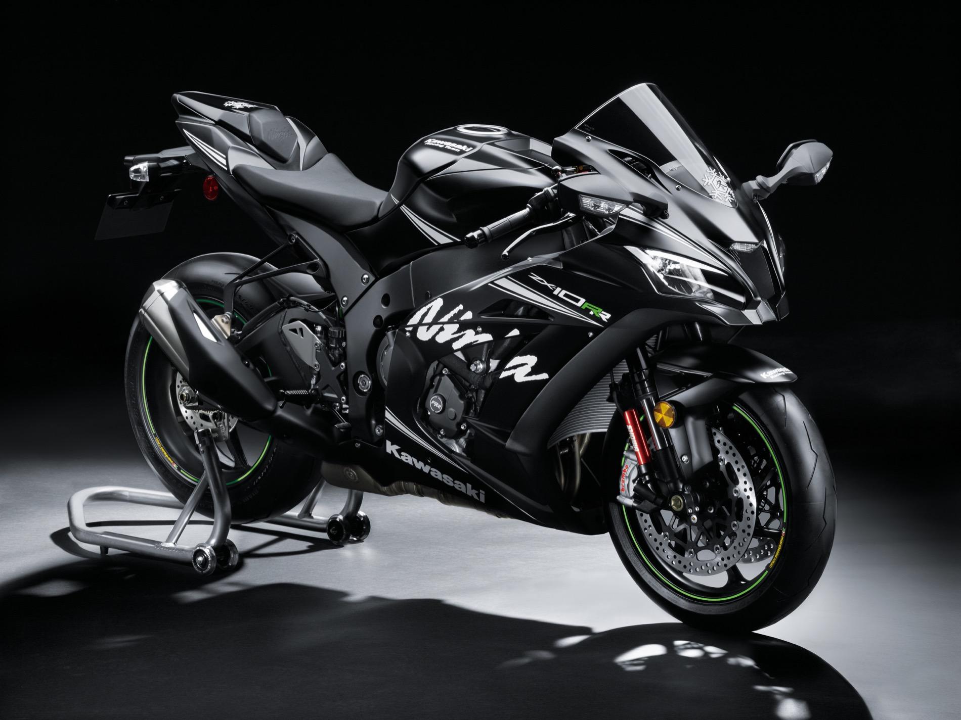 Kawasaki Ninja ZX-10RR 2018, cuando no cambiar tiene todo el sentido