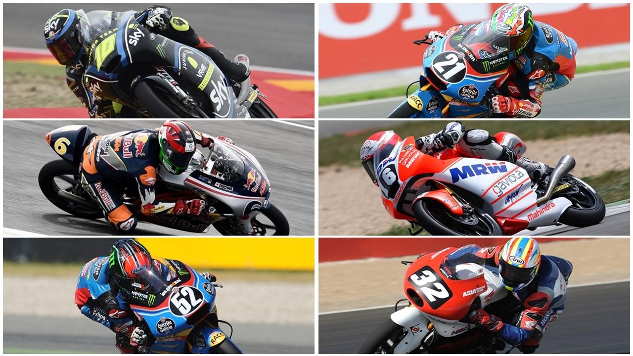 Las estrellas de futuro del motociclismo (II): 16 talentos nacidos en el año 2001