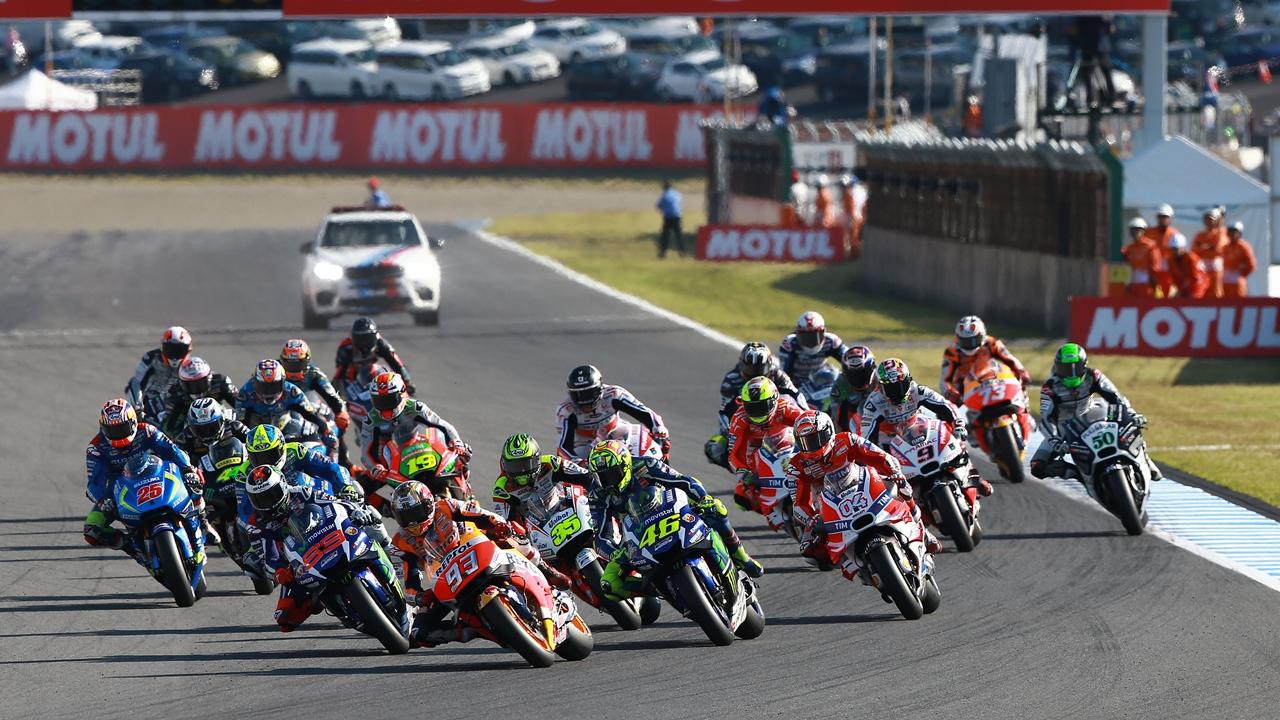 MotoGP Japón 2017, horarios TV y dónde ver las carreras