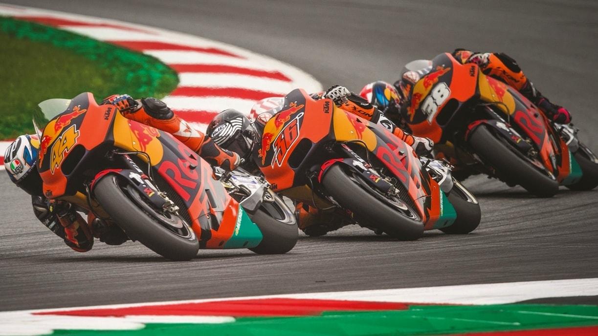 KTM confirma a sus pilotos para MotoGP 2018… y ya busca equipo para MotoGP 2019
