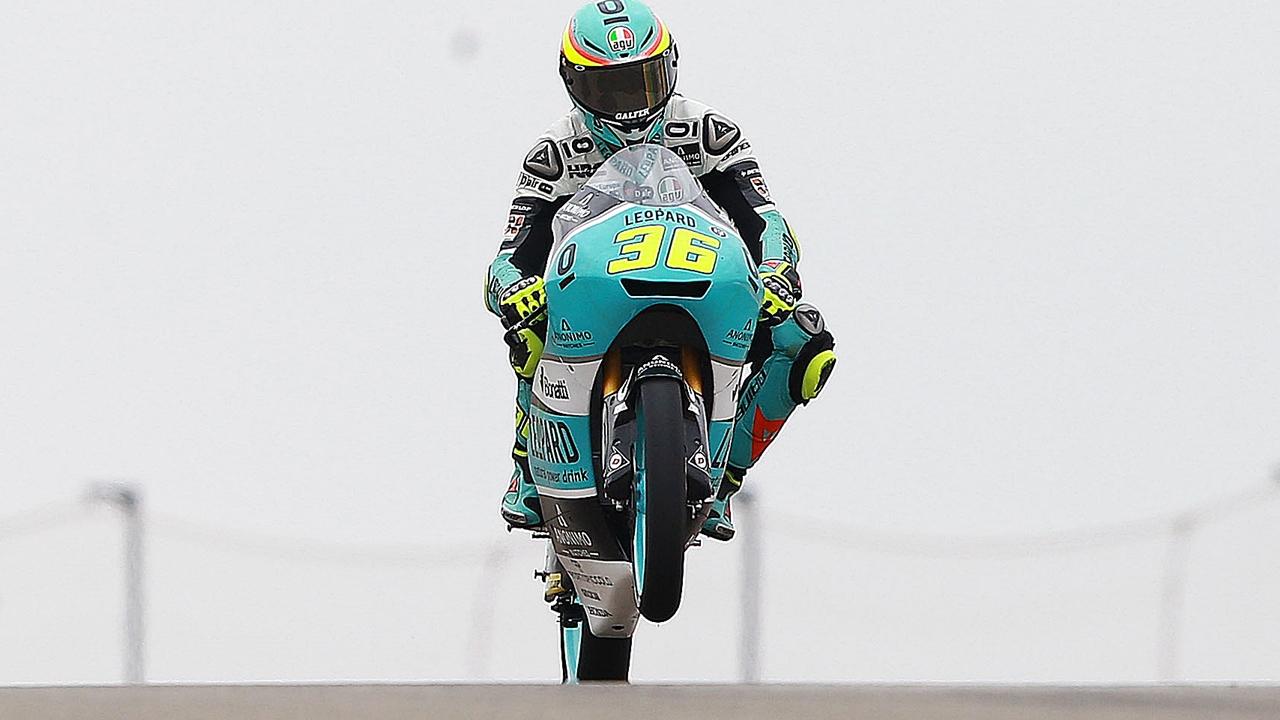 Joan Mir será campeón del mundo de Moto3 2017 en Japón si…