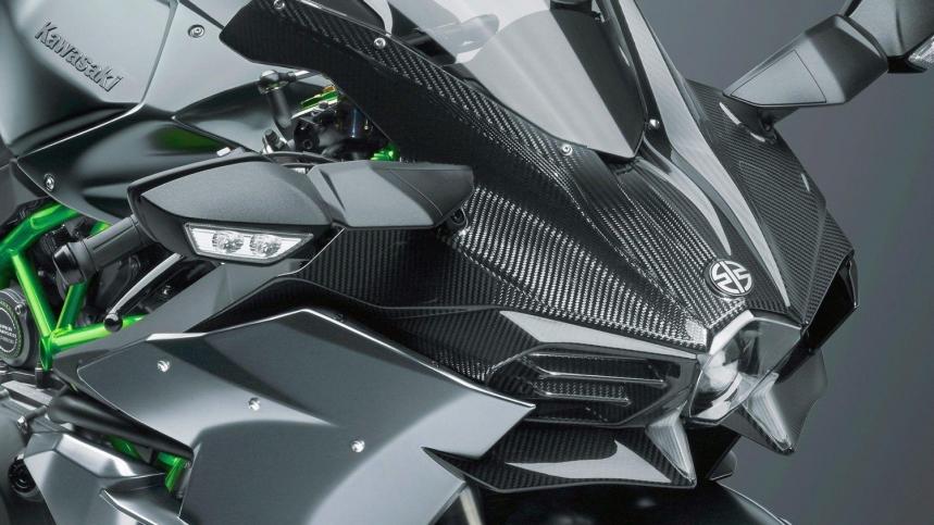 ¿Estamos ante una Kawasaki H2 GT? Los verdes meten el turbo en tus viajes