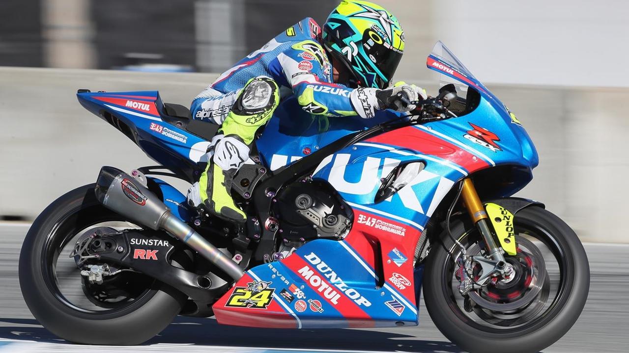 Suzuki tiene la llave de media parrilla del Mundial de Superbike 2018