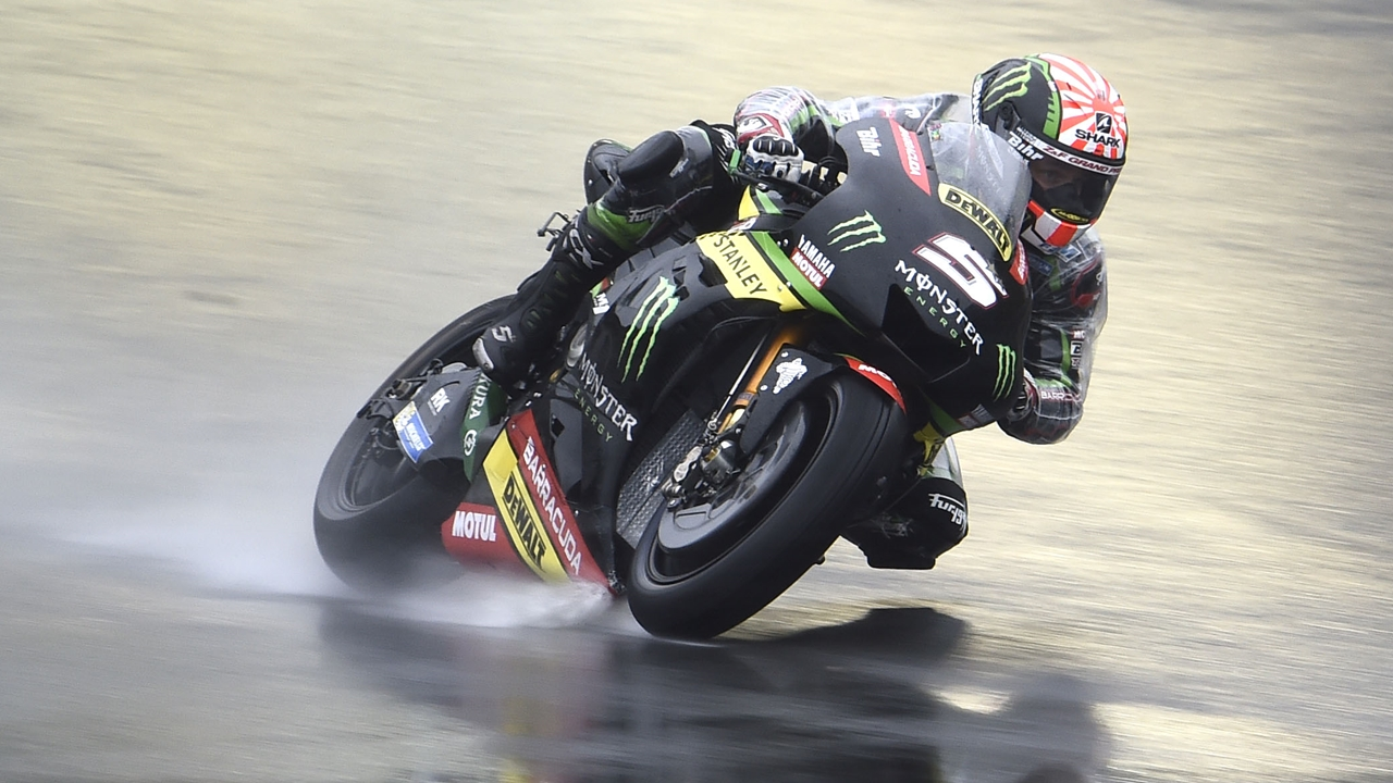 Johann Zarco hace la pole en Japón tras un fallo de estrategia de Marc Márquez