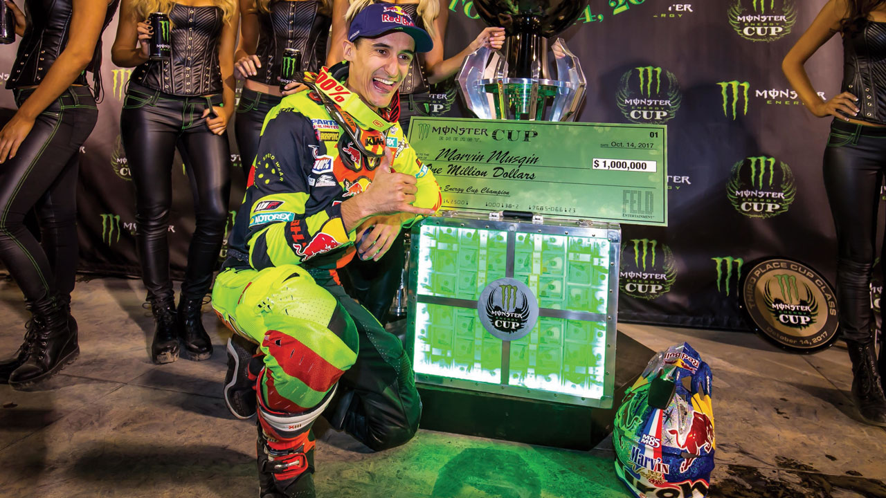 Marvin Musquin, «million dollar frenchy»