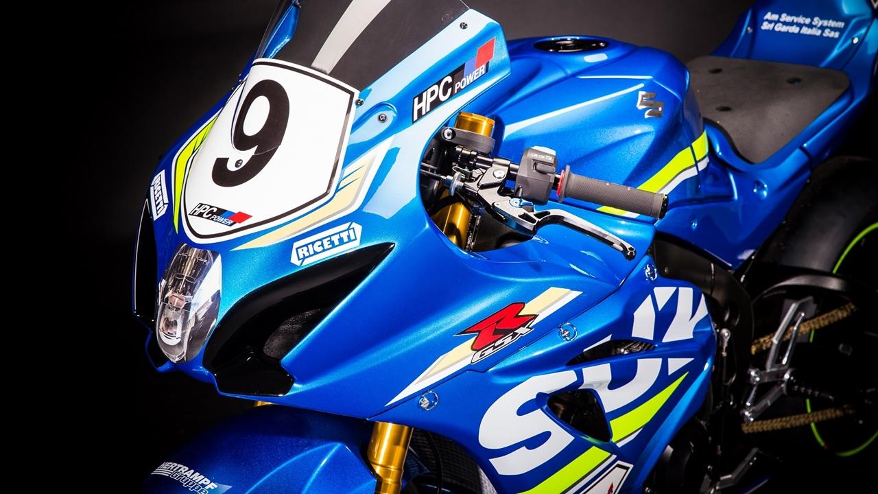 Suzuki vuelve al Mundial de Superbike en Jerez