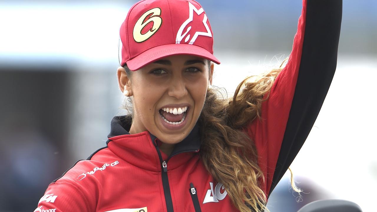María Herrera vuelve al Mundial de Moto3 en Australia y Malasia
